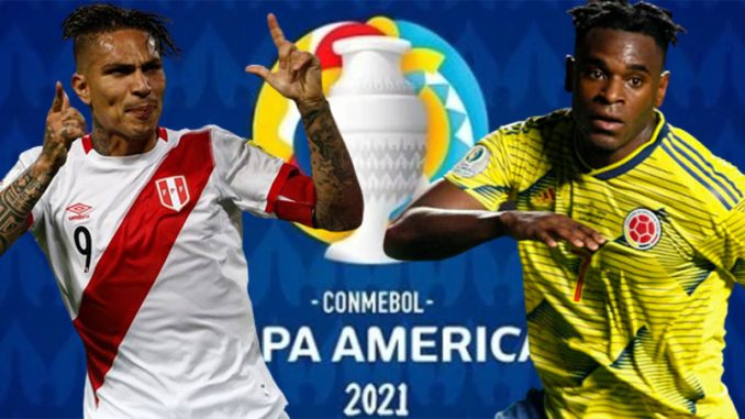 Colombia vs Peru Live, How To Watch, Copa America, Online TV