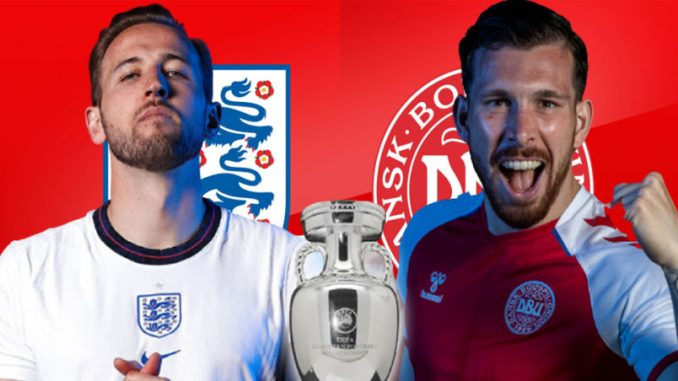 England vs Denmark Live, How To Watch, Euro Cup Semi Finals, Online TV