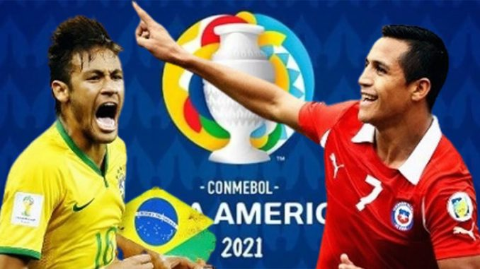 Brazil vs Chile Live, How To Watch, Copa America, Online TV