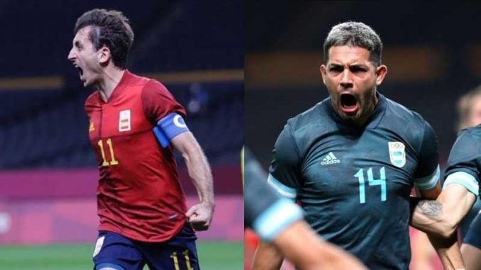 Spain vs Argentina Live, How To Watch, Olympics Men Football, Online TV