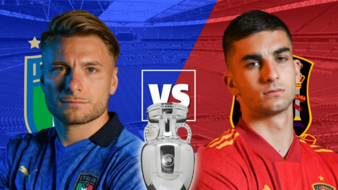 Italy vs Spain Live, How To Watch, Euro Cup, Online TV