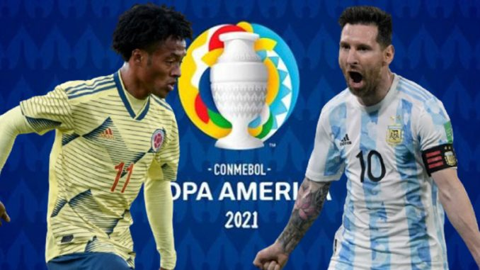 Colombia vs Argentina Live, How To Watch, Copa America, Online TV