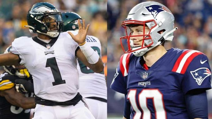 Patriots vs Eagles Live, How to Watch, NFL 2021, Online TV