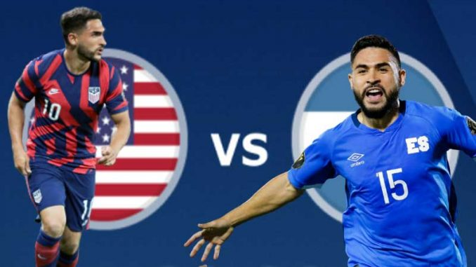 USA vs El Salvador Live, How To Watch, World Cup, Online TV