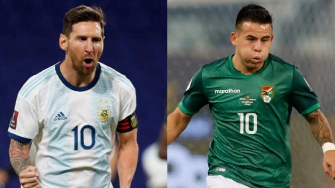 Argentina vs Bolivia Live, How To Watch, World Cup, Online TV