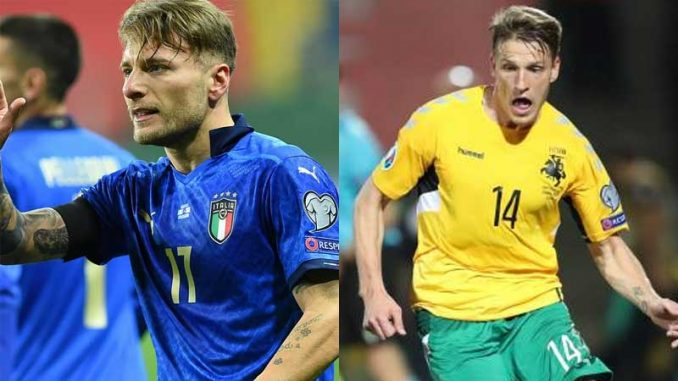 Italy vs Lithuania Live, How To Watch, World Cup, Online TV