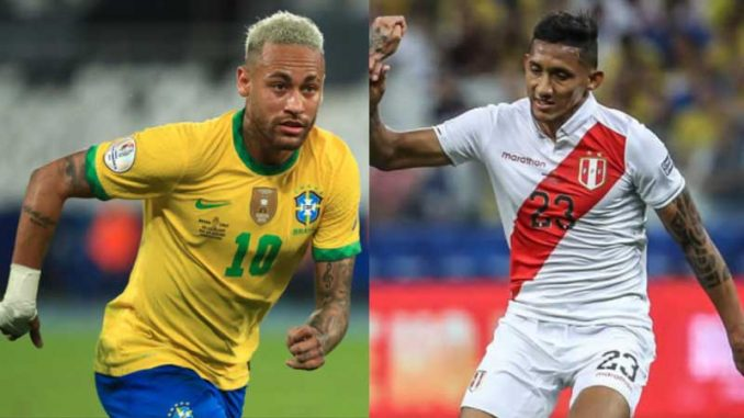Brazil vs Peru Live, How To Watch, World Cup, Online TV