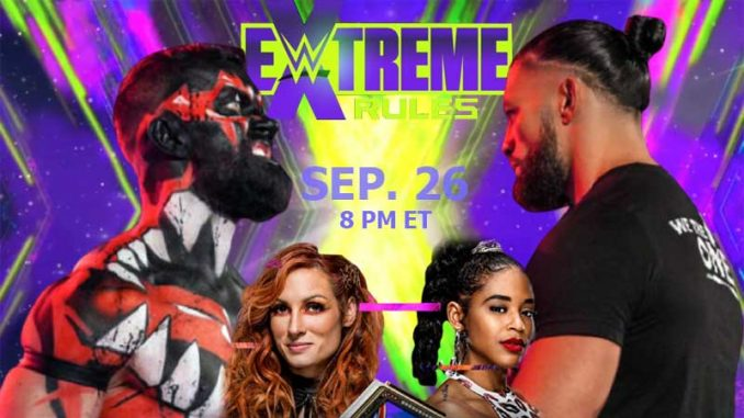 WWE Extreme Rules 2021 Live, How to Watch, Online TV