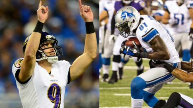 Ravens vs Lions Live, How to Watch, NFL Week 3, Online TV
