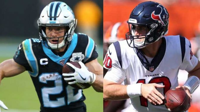 Panthers vs Texans Live, How to Watch, NFL Week 3, Online TV