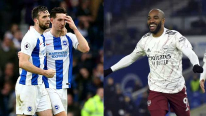 Brighton vs Arsenal Live, How To Watch, EPL, Online TV