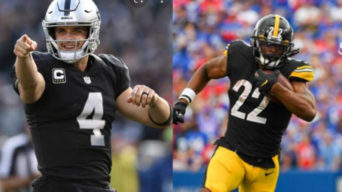 Raiders vs Steelers Live, How to Watch, NFL 2021, Online TV