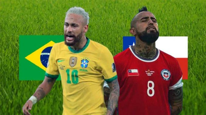 Chile vs Brazil Live, How To Watch, World Cup, Online TV