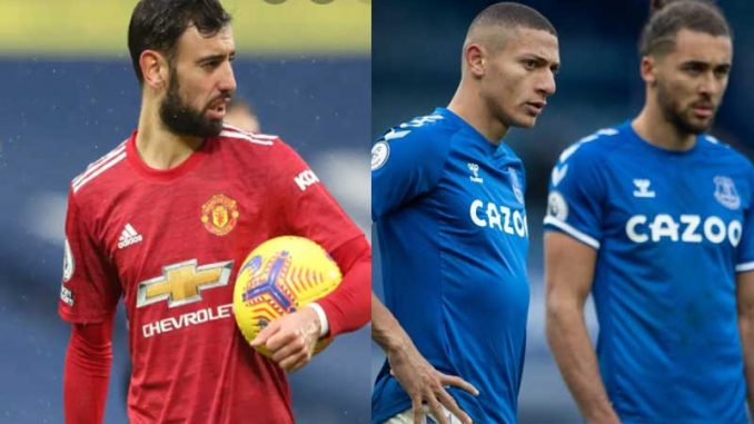 Manchester United vs Everton Live, How To Watch, EPL, Online TV