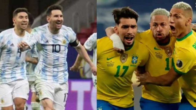 Argentina vs Brazil Live, How To Watch, World Cup, Online TV