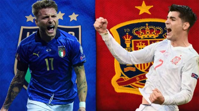 Spain vs Italy Live, How To Watch, UNL Semi Final, Online TV