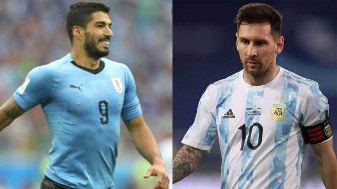 Uruguay vs Argentina Live, How To Watch, WC Qualifiers, Online TV