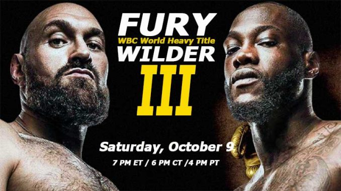 Fury vs Wilder Live, How To Watch, DAZN Boxing PPV, HDTV