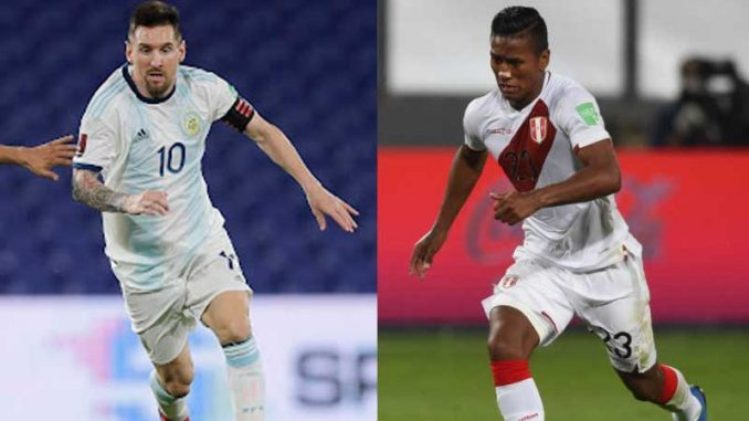 Peru vs Argentina Live, How To Watch, WC Qualifiers, Online TV