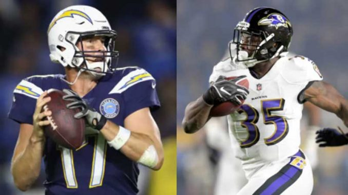 Chargers vs Ravens Live, How to Watch, NFL Week 6, Online TV