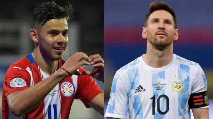 Paraguay vs Argentina Live, How To Watch, WC Qualifiers, Online TV
