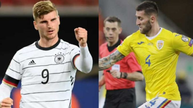 Romania vs Germany Live, How To Watch, WC Qualifiers, Online TV