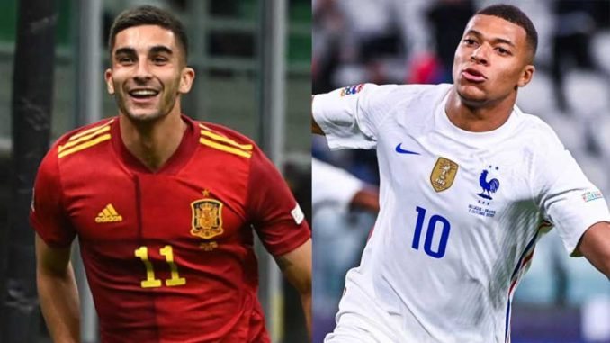 Spain vs France Live, How To Watch, UNL Final 2021, Online TV