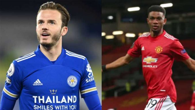 Leicester City vs Manchester United Live, EPL 2021, Online TV