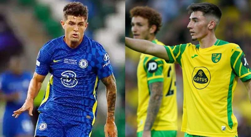 Chelsea vs Norwich City Live, How To Watch, EPL 2021, Online TV